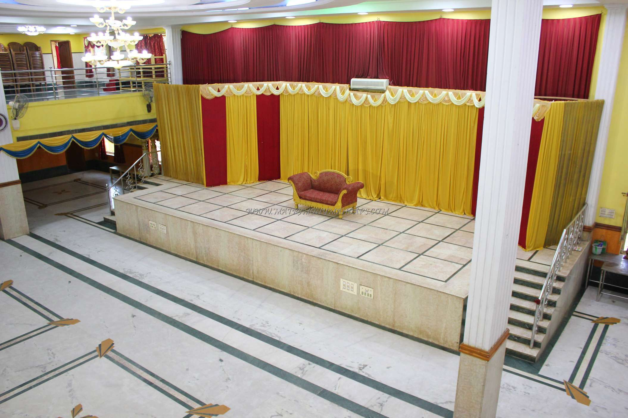 Find the availability of the HPM Paradise Kalyana Mahal (A/C) in Ambattur, Chennai and avail special offers