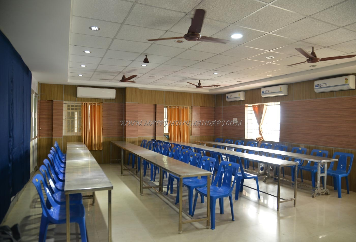Find the availability of the Sky Line Party Hall (A/C) in Tambaram, Chennai and avail special offers
