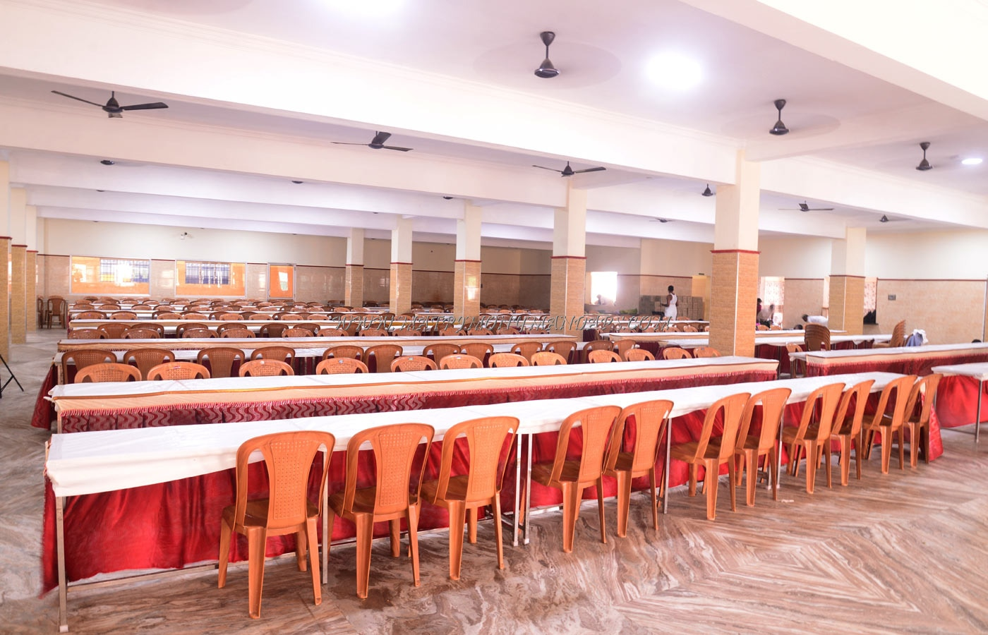 MSK Diamond Mahal - Dining Hall
