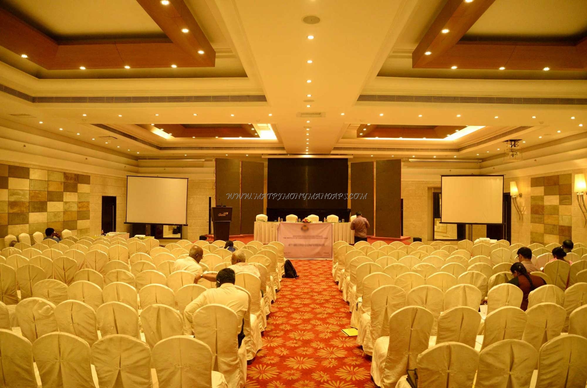Find the availability of the Samavesh 1 The Savera (A/C) in Mylapore, Chennai and avail special offers