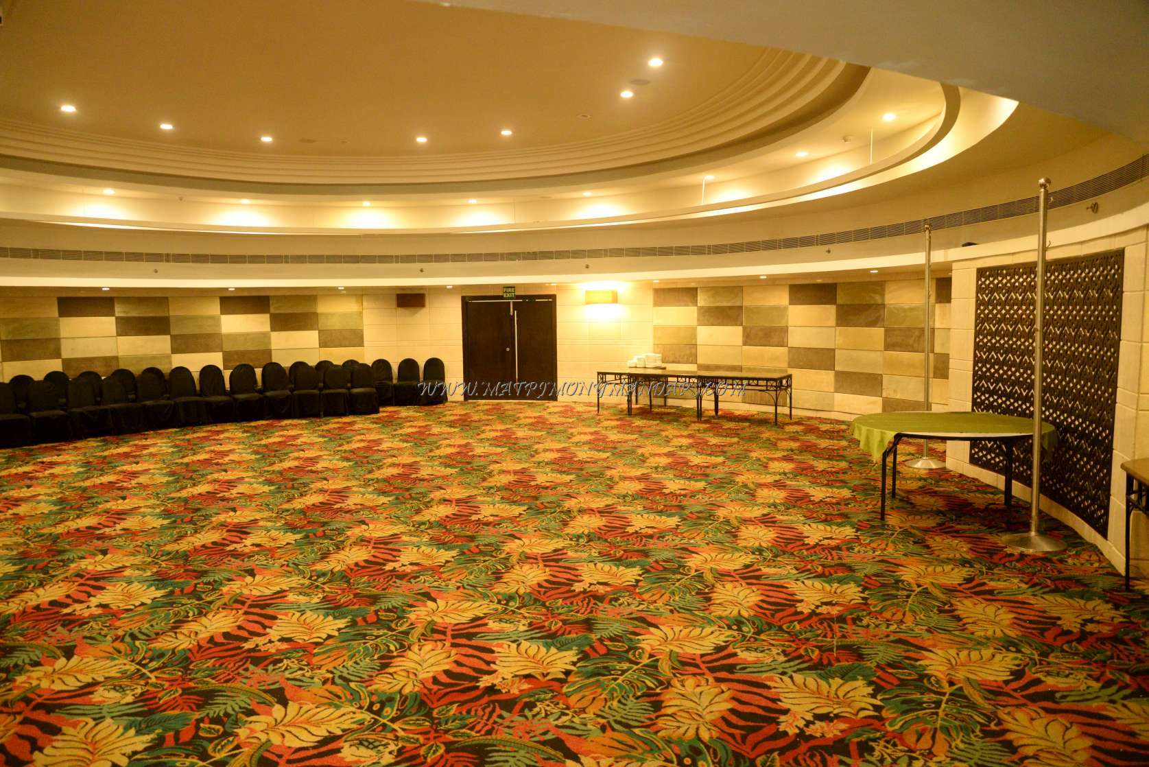 Sandesh The Savera - Pre-function Area