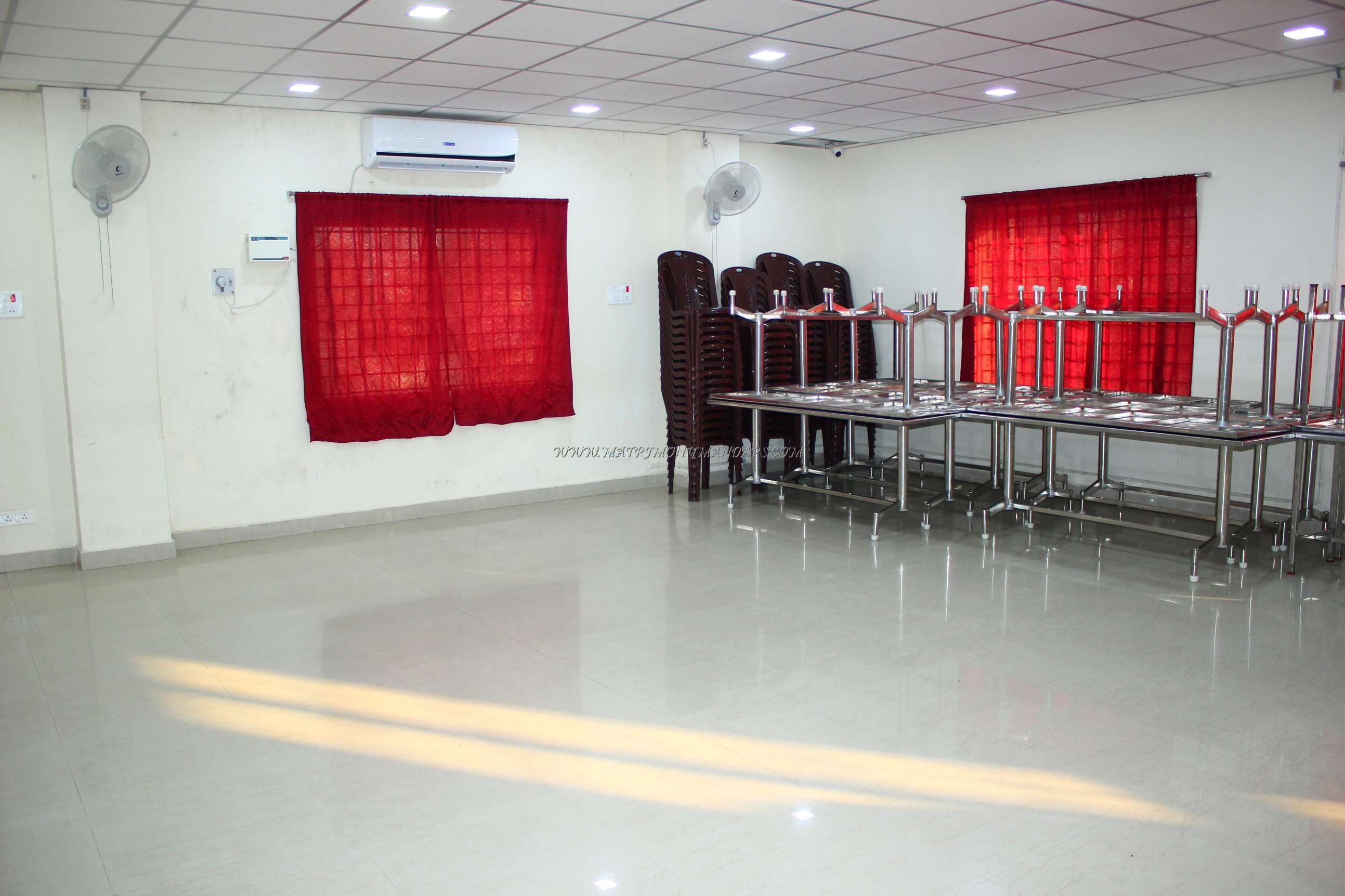 Find the availability of the Sree Sai Mini Hall (A/C) in Chrompet, Chennai and avail special offers
