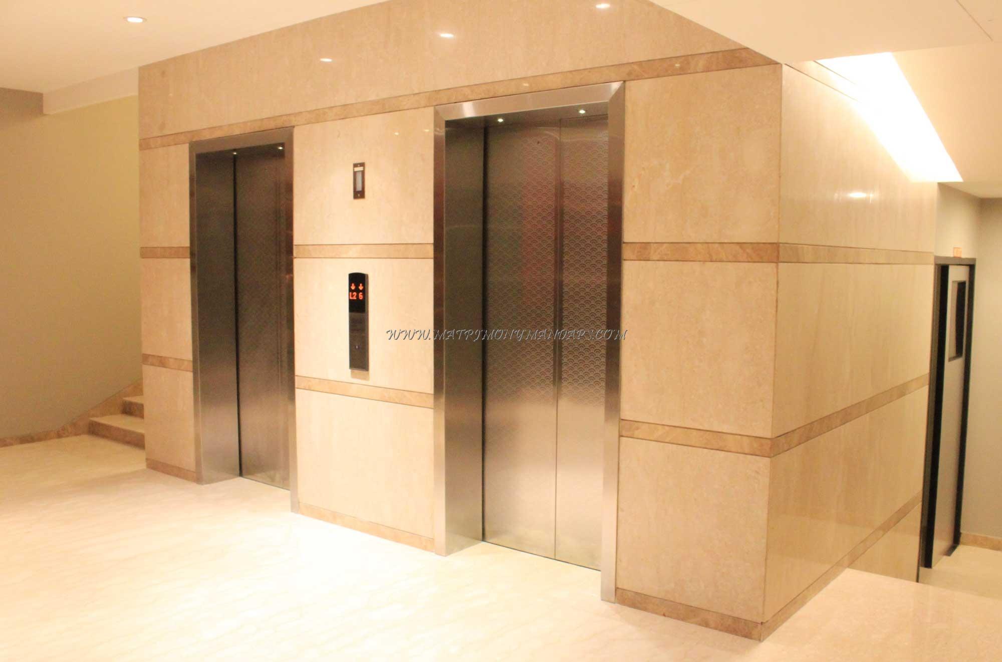 The Raintree St Marys Hall - Lift