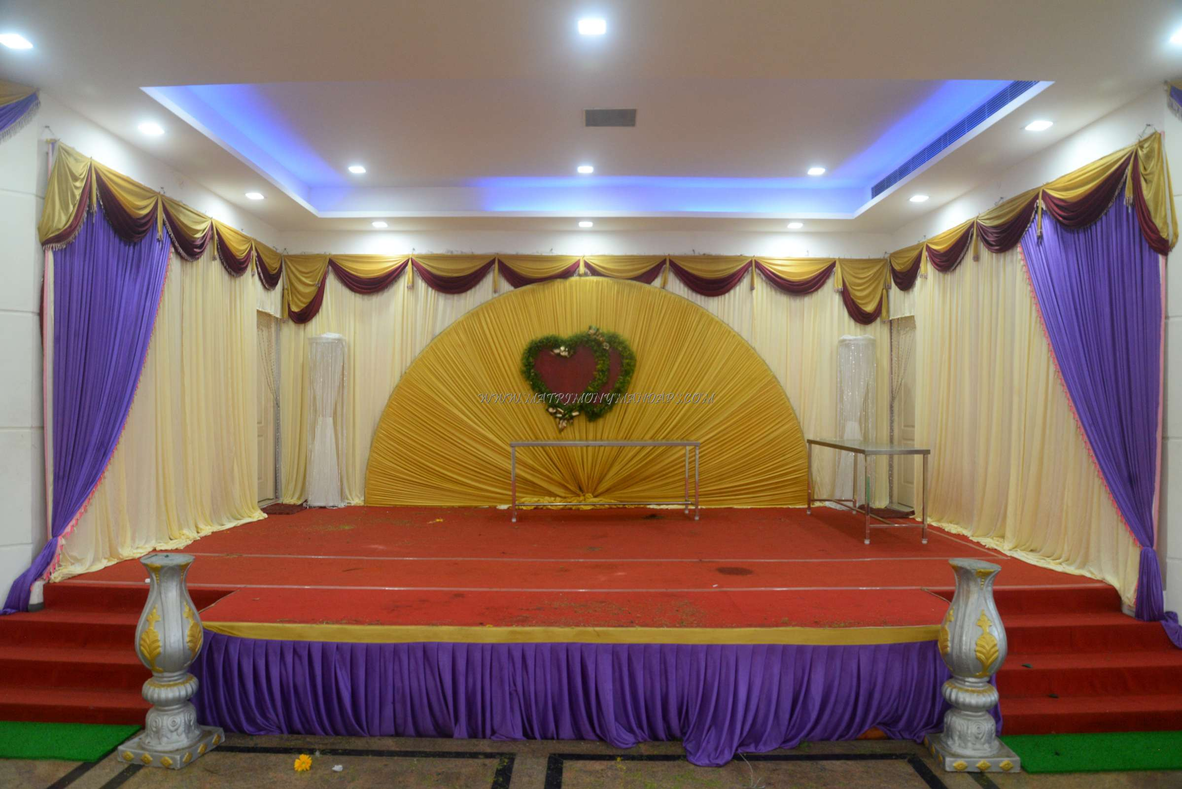 Find the availability of the Sri Vishnu Mahal (A/C) in Avadi, Chennai and avail special offers
