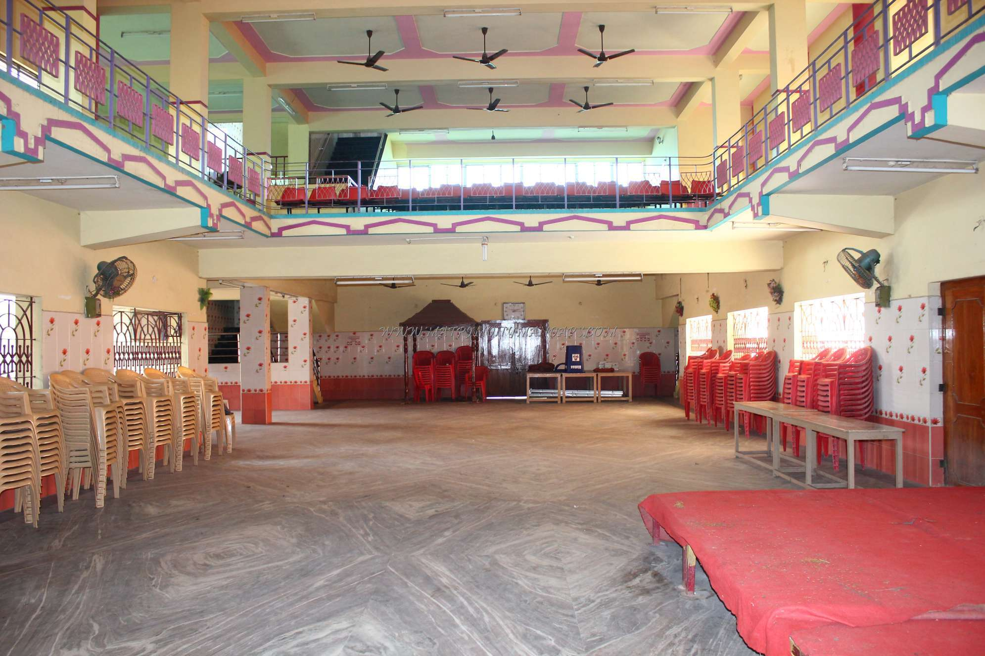 Find the availability of the Vasantham Thirumana Mandapam in Pattabiram, Chennai and avail special offers