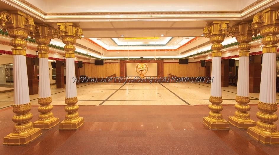 AVM Rajeswari Kalyana Mandapam - Hall