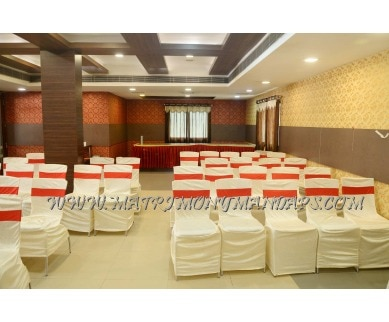 Find the availability of Hotel Sangamam Chettinadu  (A/C)  in Ambattur, Chennai and avail the special offers