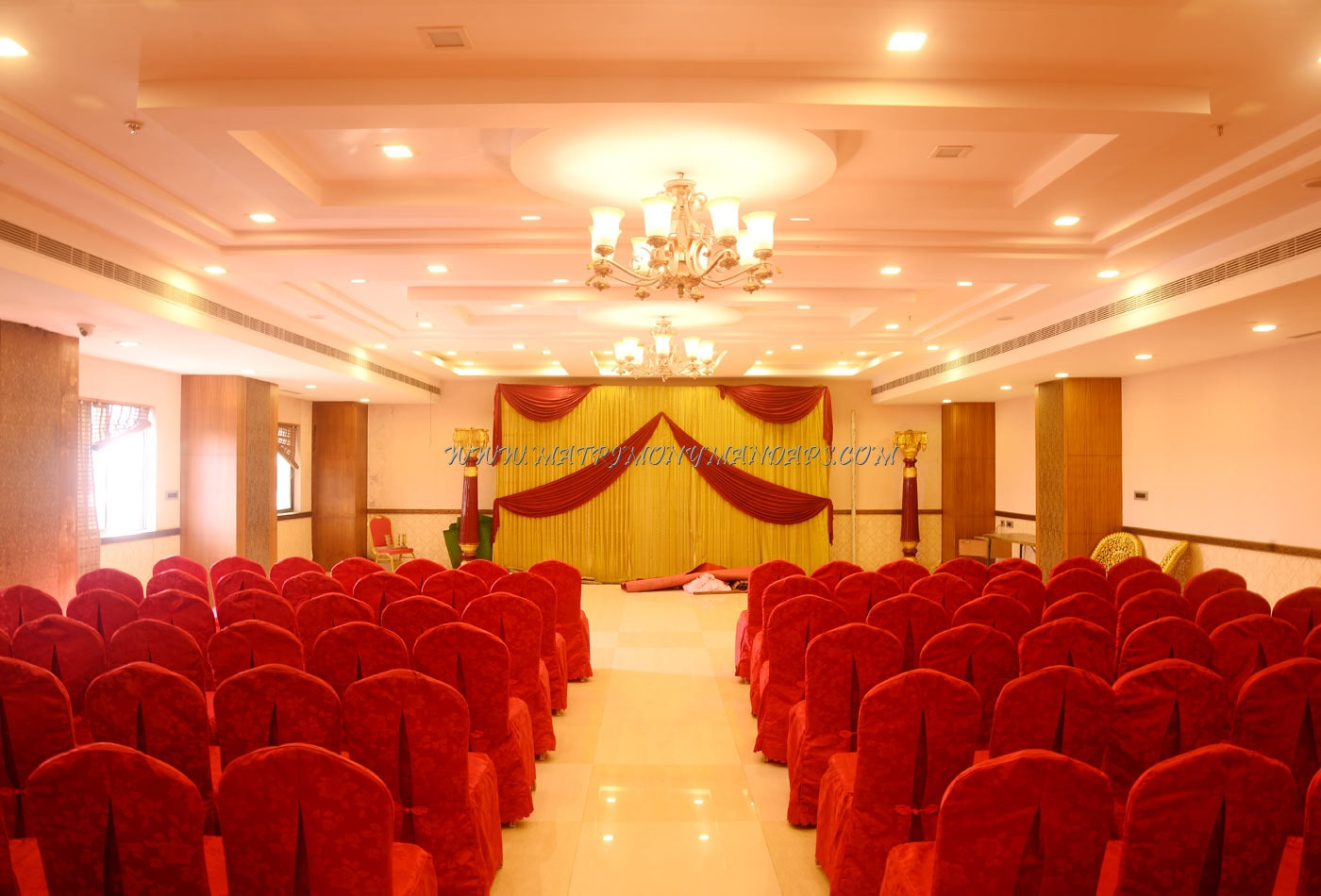 Find the availability of the The Vijay Park (A/C) in Madhavaram, Chennai and avail special offers