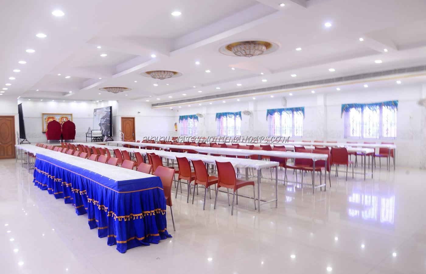 JS Malini Mahal - Dining Hall
