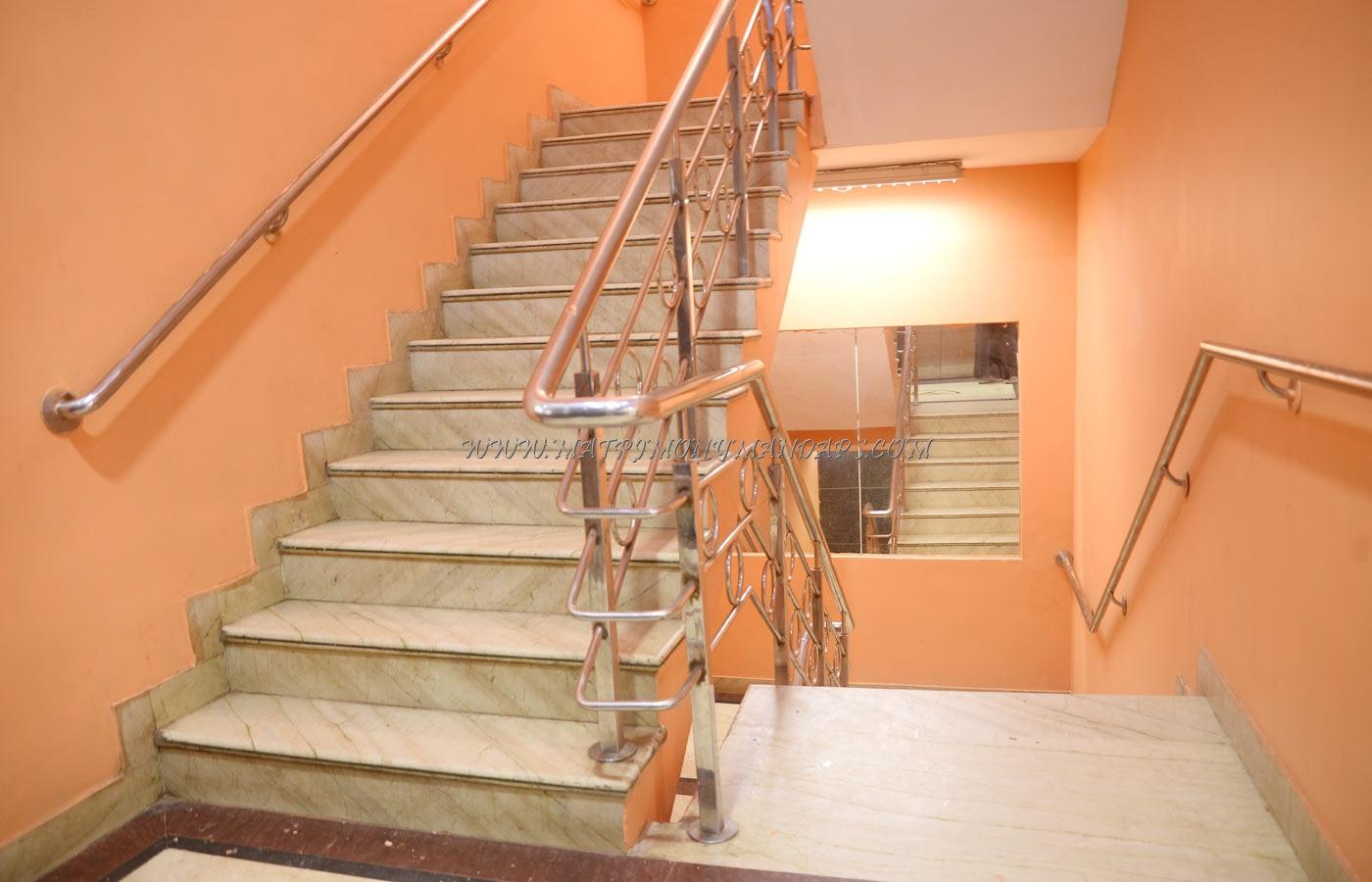 JS Malini Mahal - Stairway