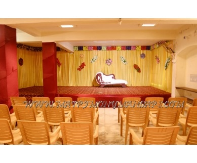 Find the availability of Vihaan Hall (A/C)  in Woraiyur, Trichy and avail the special offers