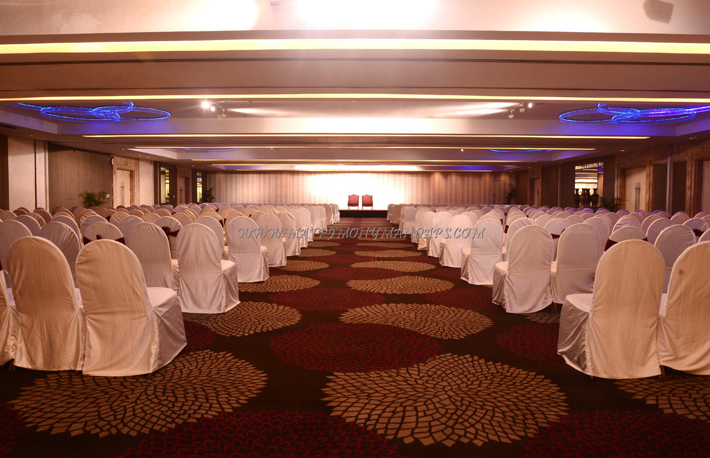 Grand Madras Ballroom Le Royal Meridien - Pre-function Area