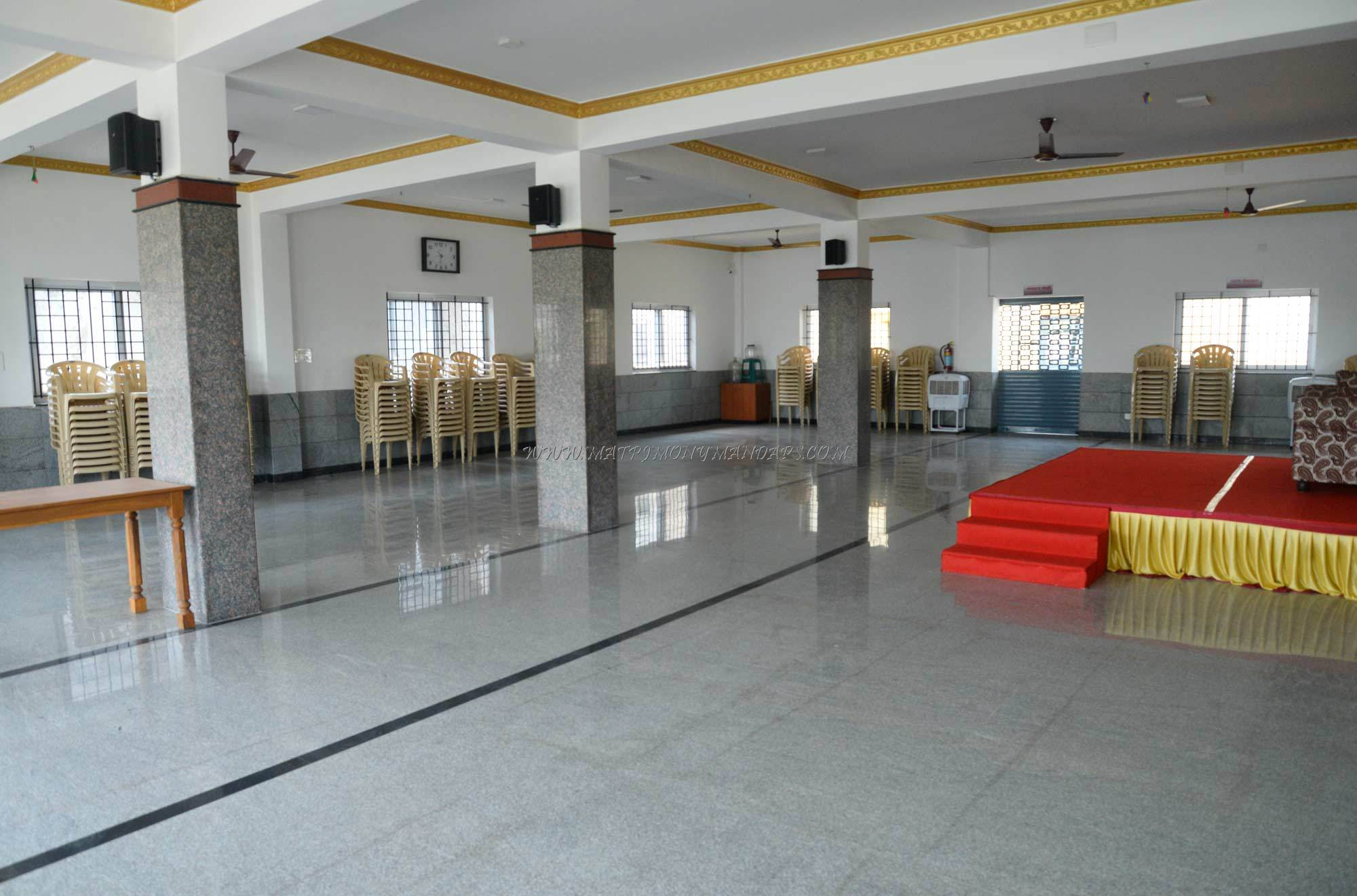 Find the availability of the Guru Krishna Mini Hall in Gandhipuram, Coimbatore and avail special offers