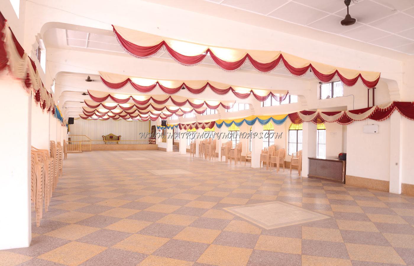 Vasantha Vinothan Hall - Hall