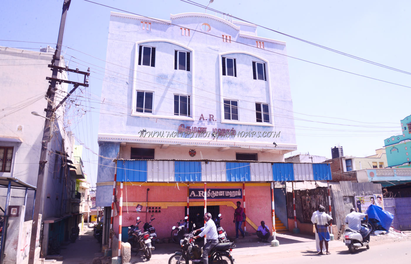 Find More Kalyana Mandapams in Anuppanadi