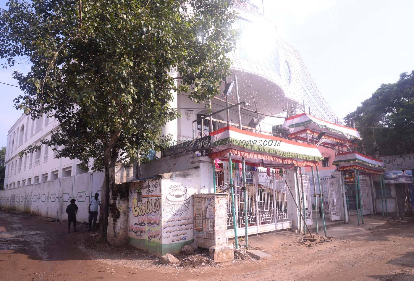 Find the availability of the Captain Mahal (A/C) in Tondiarpet, Chennai and avail special offers