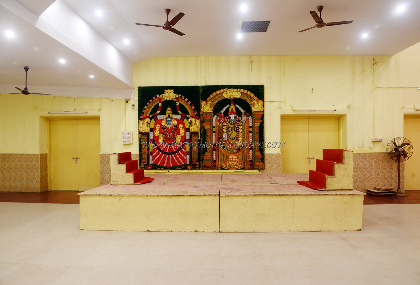 Find the availability of the Kamadhenu Kalyana Mandapam (A/C) in Mylapore, Chennai and avail special offers