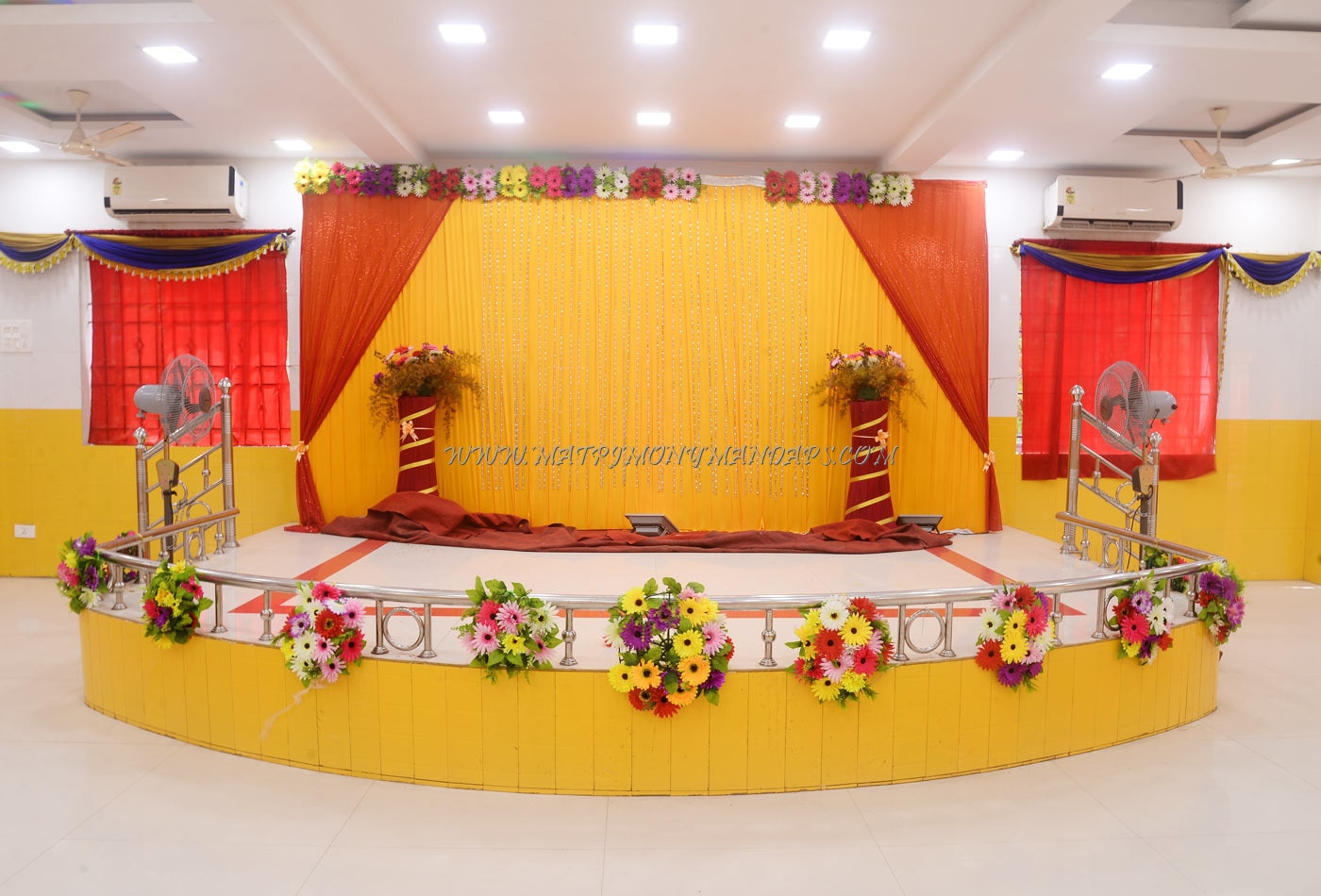 Find the availability of the Bakiyam Thirumana Mahal  (A/C) in Puzhal, Chennai and avail special offers