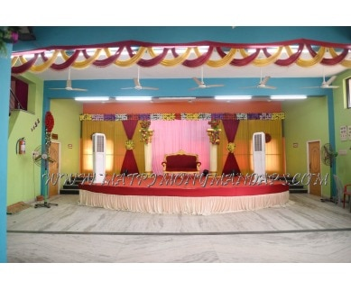 Find the availability of VVV Community Hall in Selaiyur, Chennai and avail the special offers