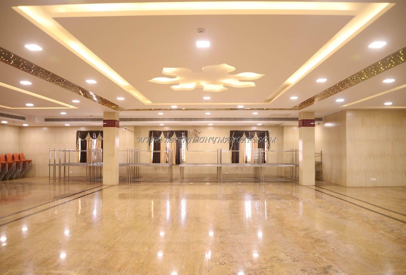 SGR Mahal - Dining Hall