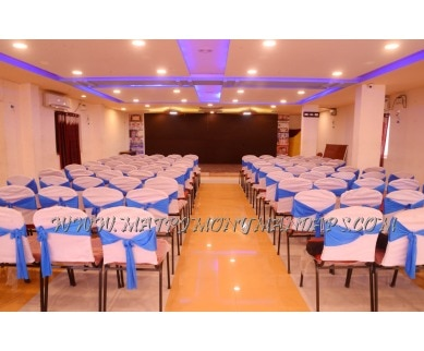 Find the availability of R2 Banquet Hall  (A/C)  in OMR, Chennai and avail the special offers