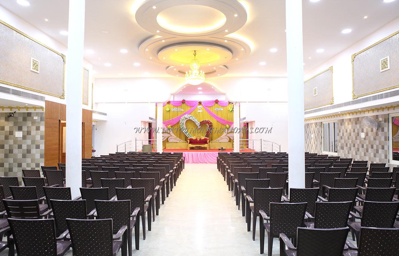 Surya Mahal - Hall