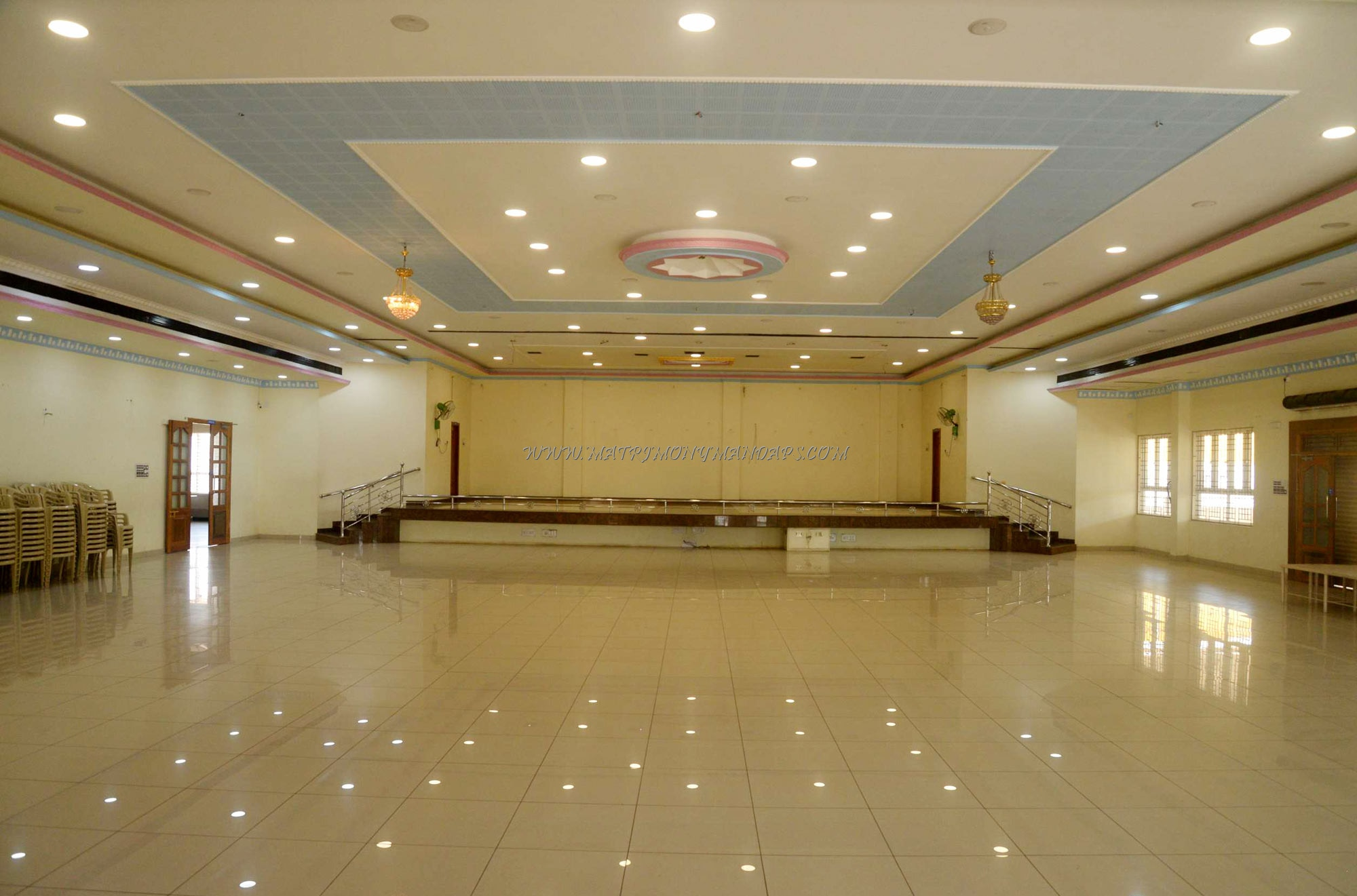 Sri Prakash Mahal - Hall