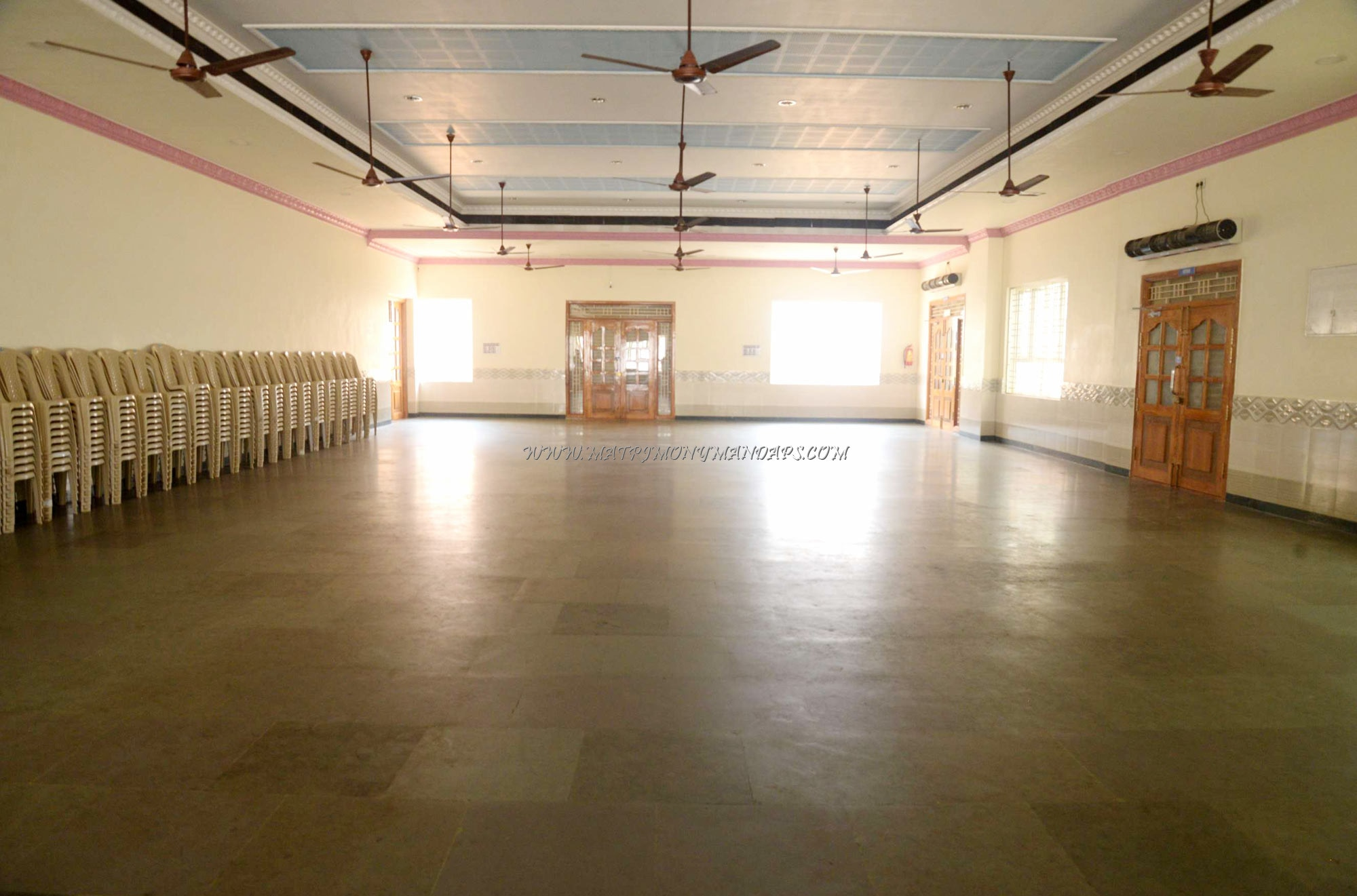 Sri Prakash Mahal - Dining Hall