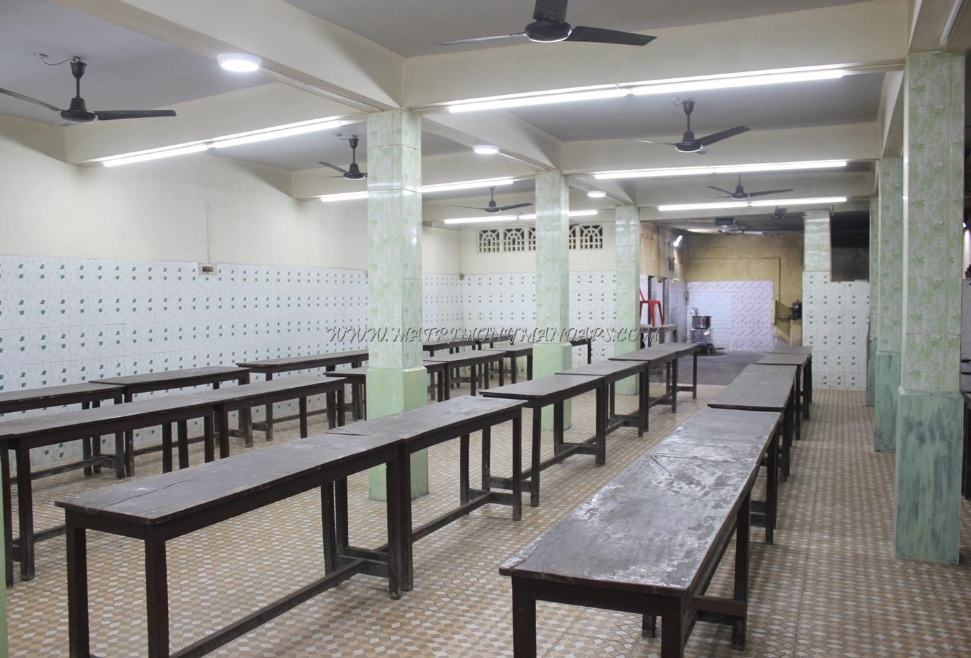 Find the availability of the MM Kalyana Mandapam in Otteri, Chennai and avail special offers