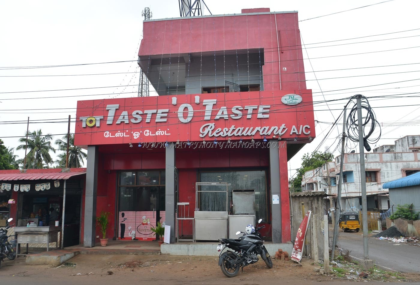 Find the availability of the Taste O Taste Multi Cuisine Restaurant  (A/C) in Thirumullaivoyal, Chennai and avail special offers