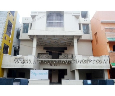 Find the availability of SP Hall in Rathinapuri, Coimbatore and avail the special offers
