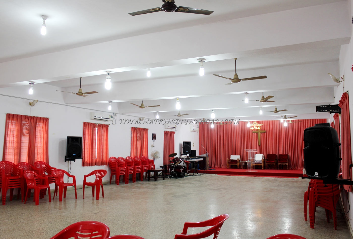 Find the availability of the Mirle Church Of God (A/C) in Mogappair, Chennai and avail special offers