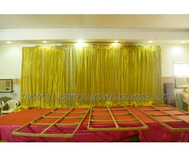 Find the availability of Abinaya Hall  (A/C)  in Anna Nagar, Chennai and avail the special offers