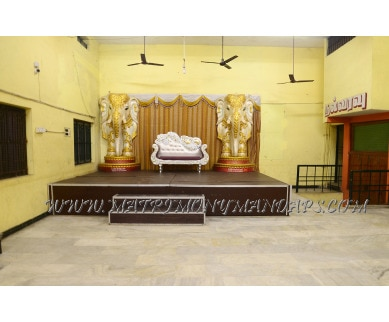Find the availability of Sakthirama Thirumana Mahal in Avaniapuram, Madurai and avail the special offers