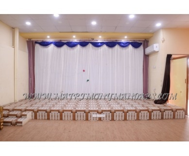 Find the availability of Shree Mini Hall  (A/C)  in Ganapathy, Coimbatore and avail the special offers