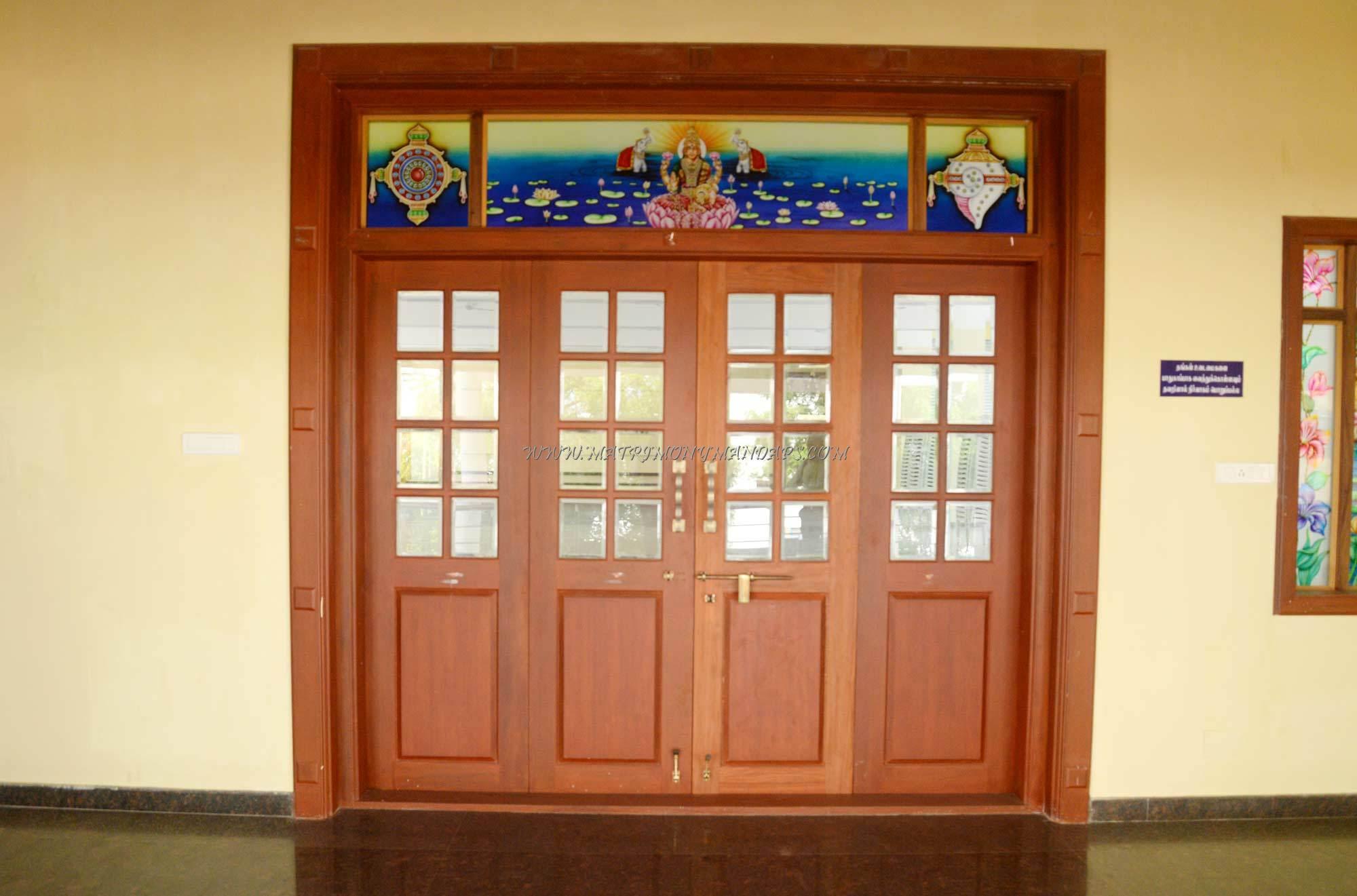 Shree Dev Mahal - Hall Entrance