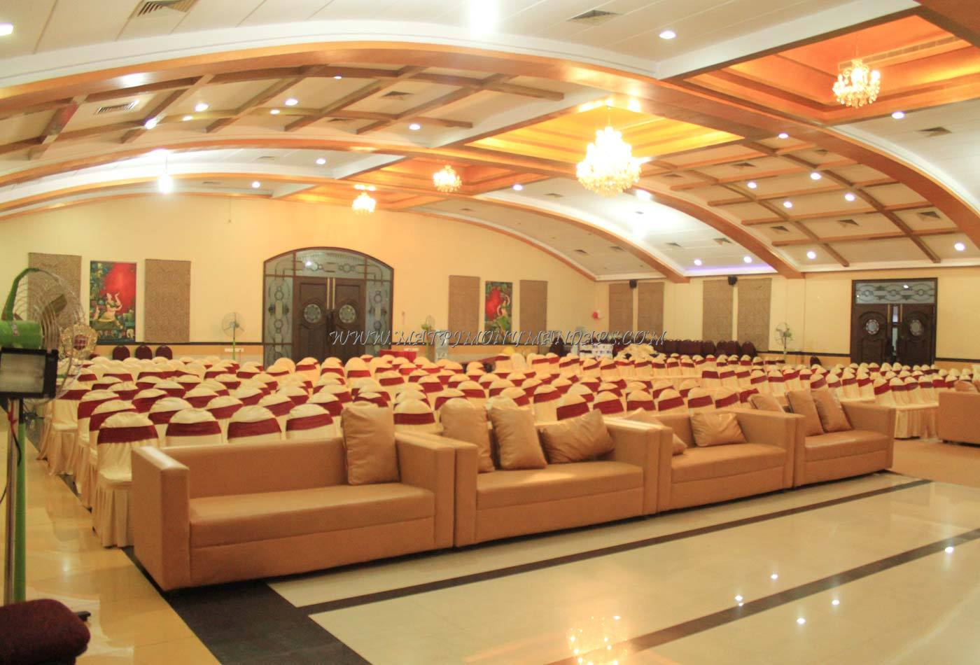 Find the availability of the Sree Krishna Garden  Function Hall (A/C) in Kukatpally, Hyderabad and avail special offers