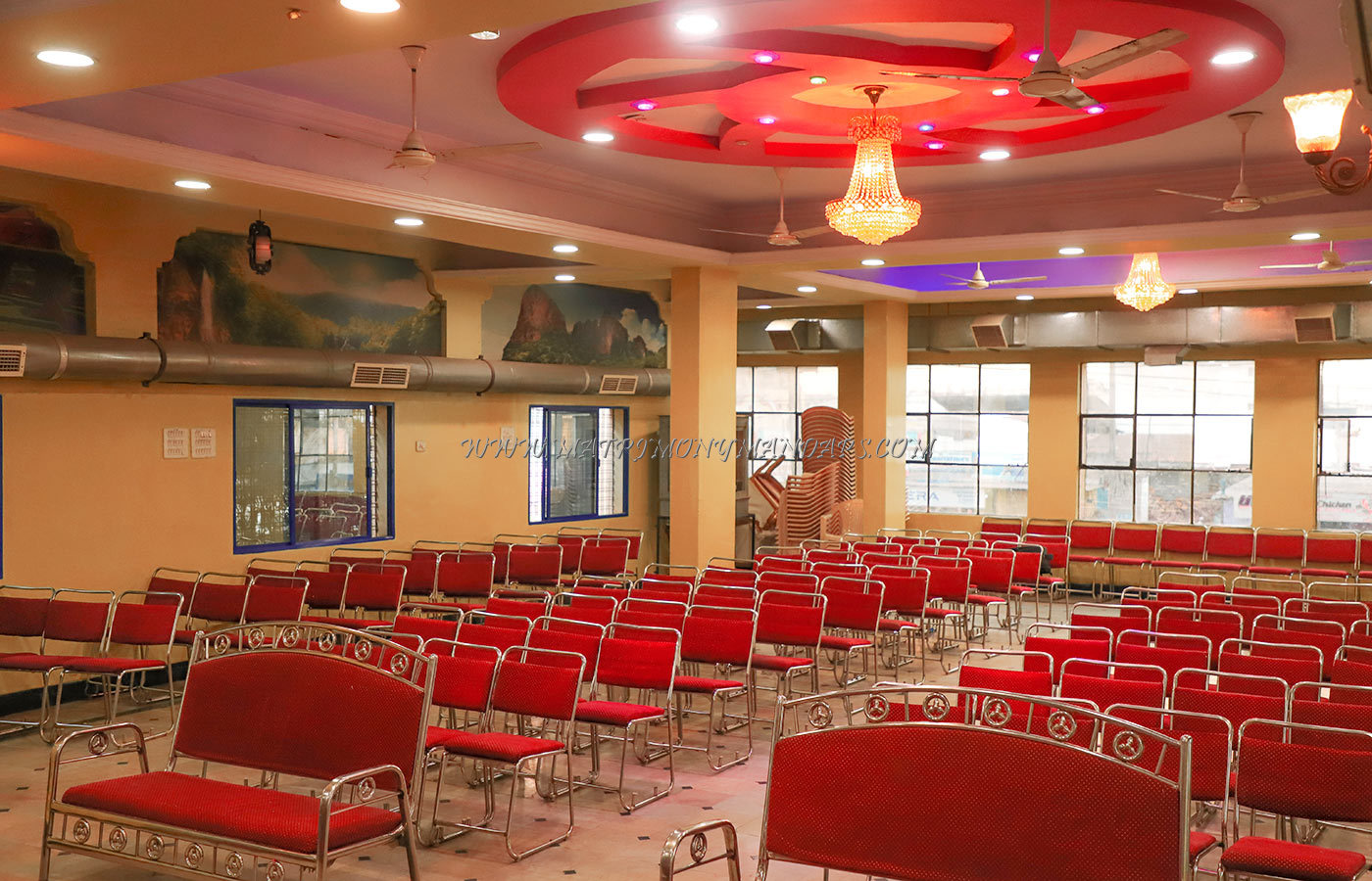 Find the availability of the President Garden Function Hall in Shaikpet, Hyderabad and avail special offers