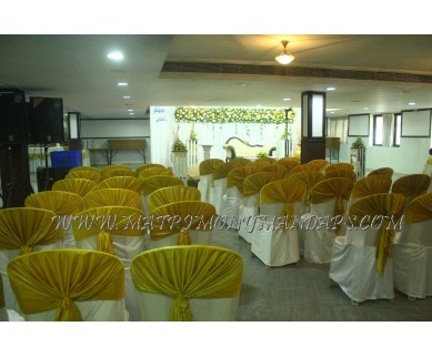 Find the availability of Abhishekam Convention Centre - Hall 1 (A/C)  in Tripunithura, Kochi and avail the special offers