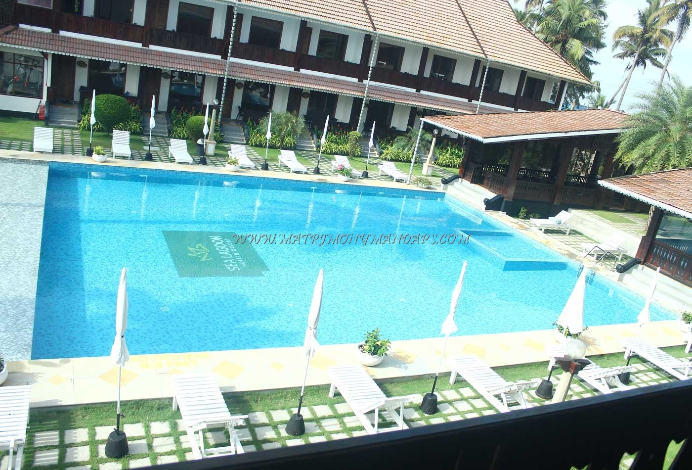 Find the availability of the Sea Lagoon Health Resort - Sarangi Hall (A/C) in Cherai, Kochi and avail special offers