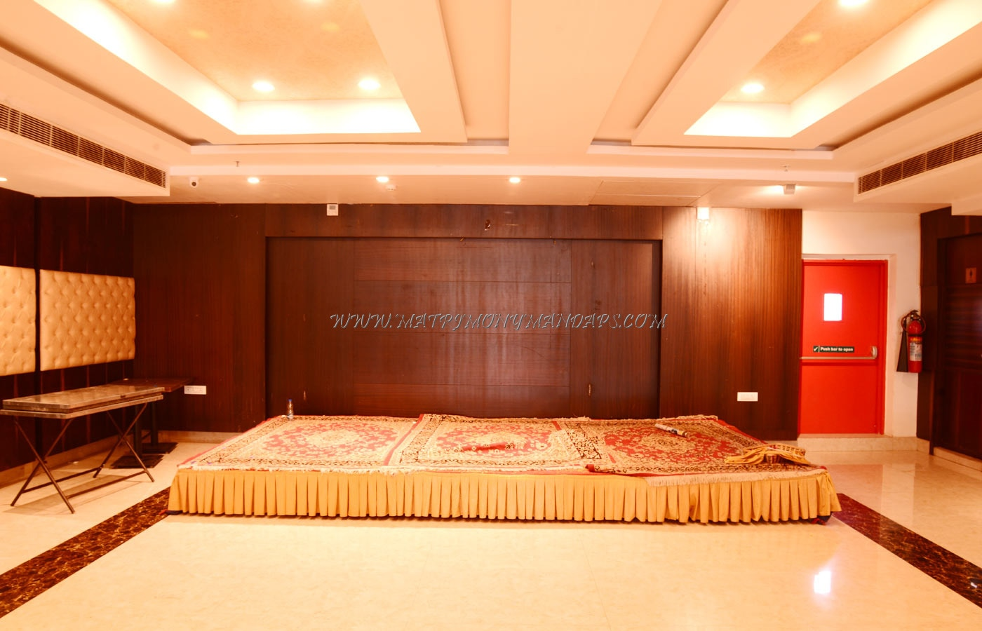 Find the availability of the Park Continental  Pista House Darbar (A/C) in Masab Tank, Hyderabad and avail special offers