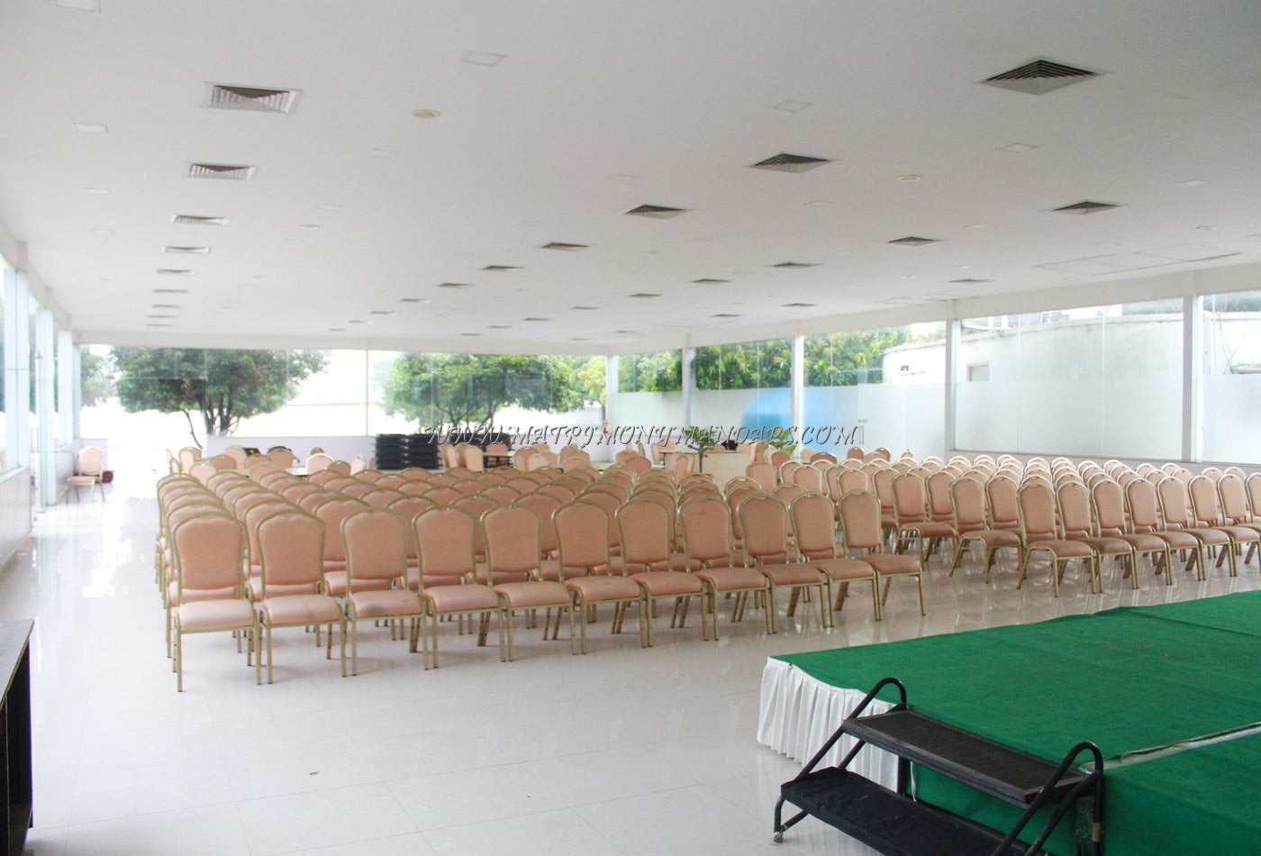 Find the availability of the Butta Convention (A/C) in Madhapur, Hyderabad and avail special offers