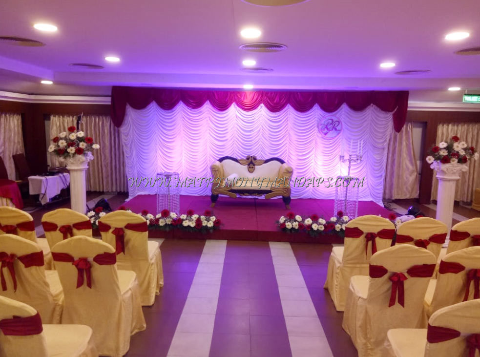 Cochin Palace -  Captial Enclave - Pre-function Area