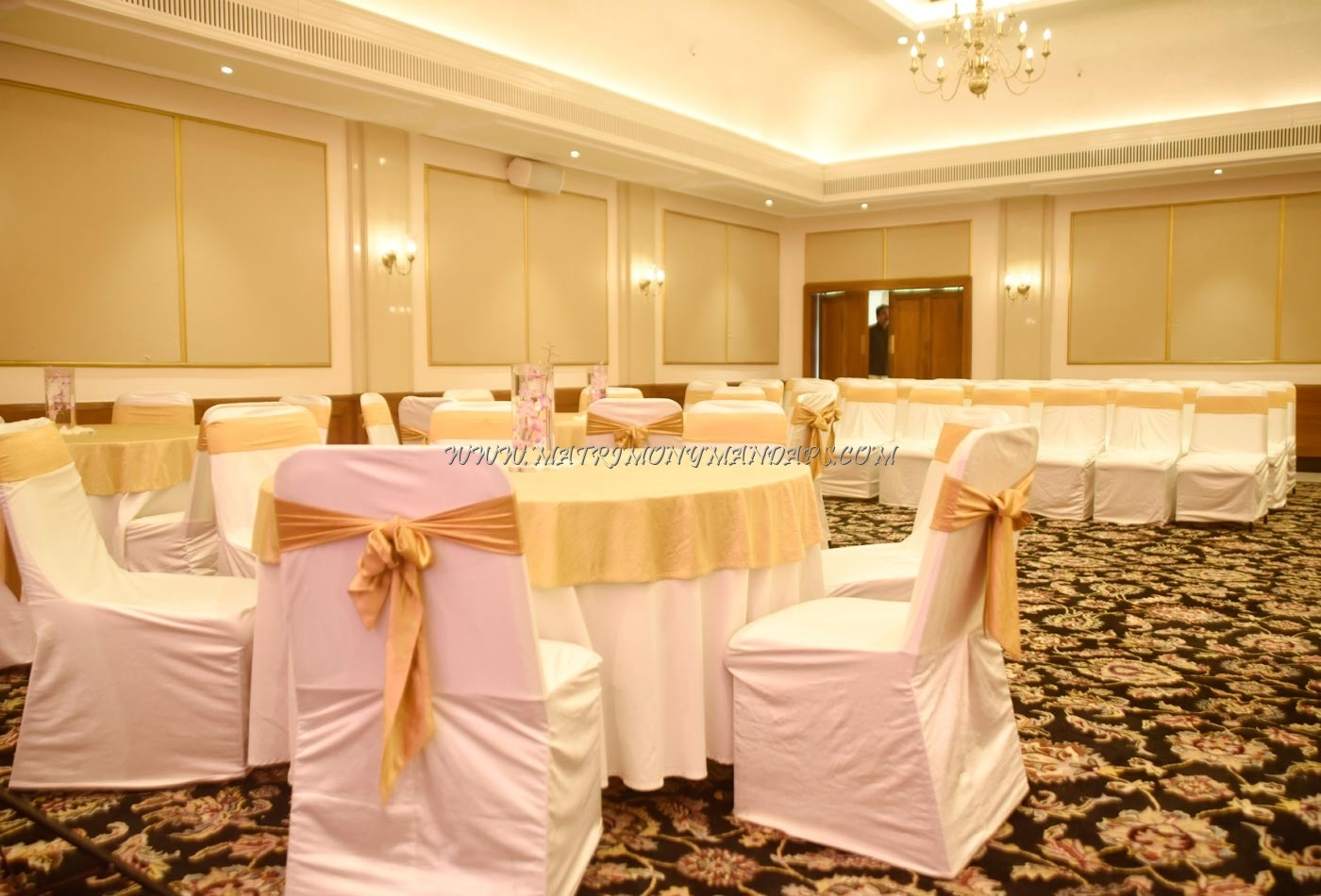 Find the availability of the Casino Hotel - Durbar Hall (A/C) in Willingdon Island, Kochi and avail special offers