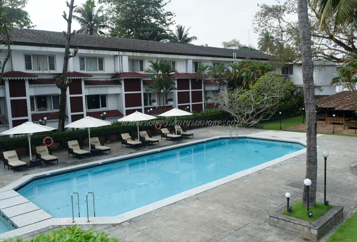 Find the availability of the Casino Hotel - Poolside Lawn in Willingdon Island, Kochi and avail special offers