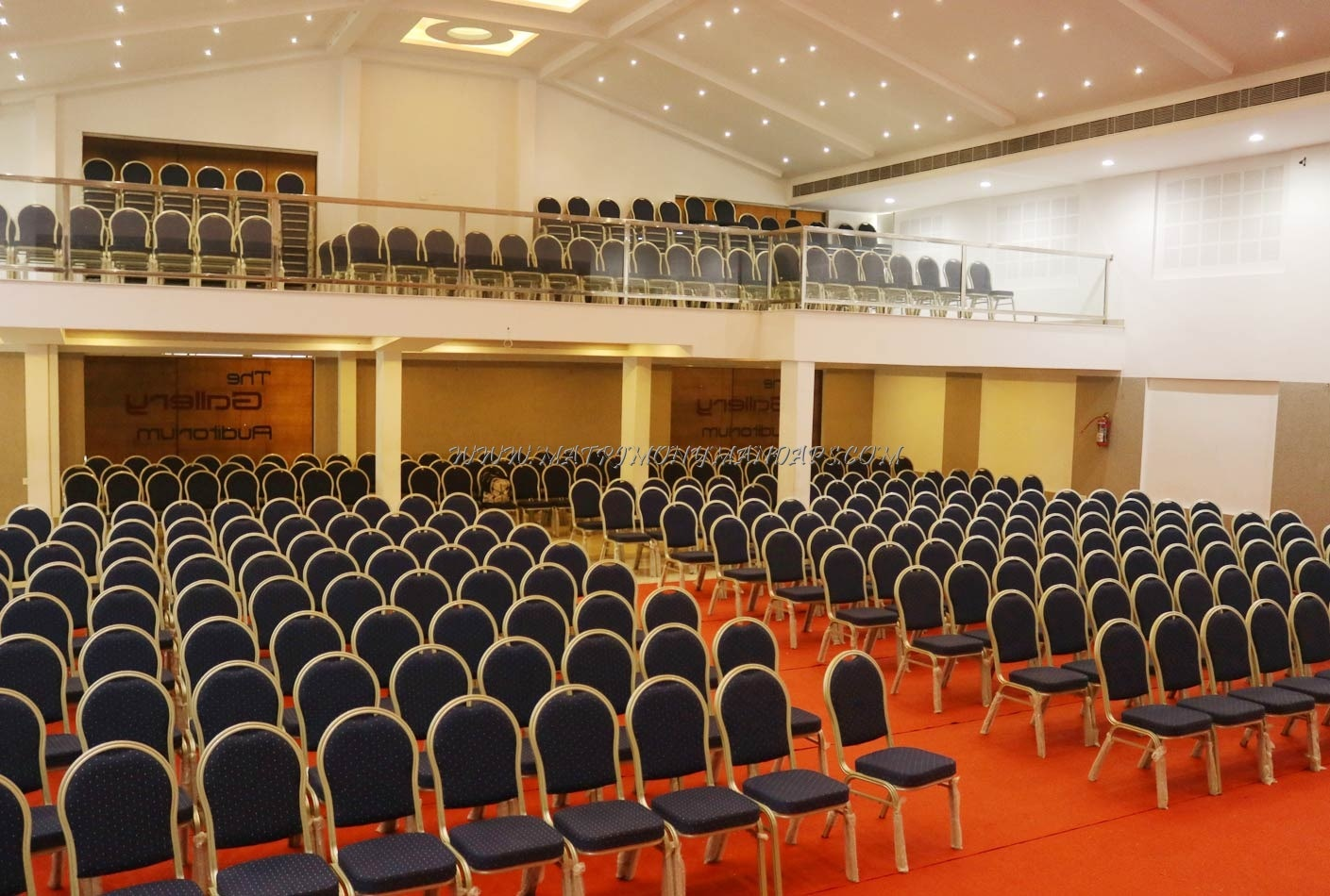 Find the availability of the The Gallery Auditorium - Hall 1 (A/C) in Thoppumpady, Kochi and avail special offers