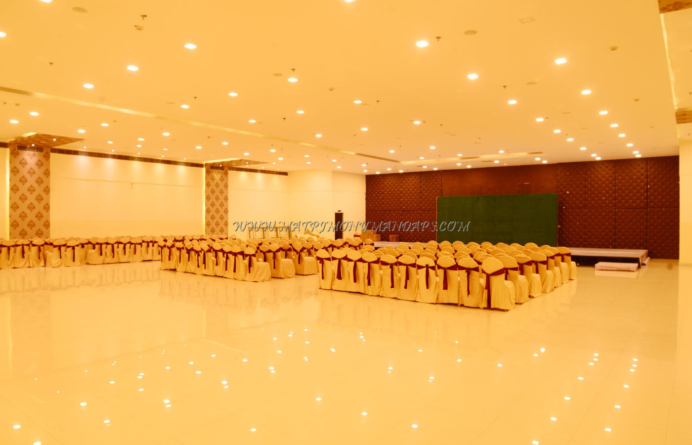 Find the availability of the Tabla Hall-2 (A/C) in Nagole, Hyderabad and avail special offers