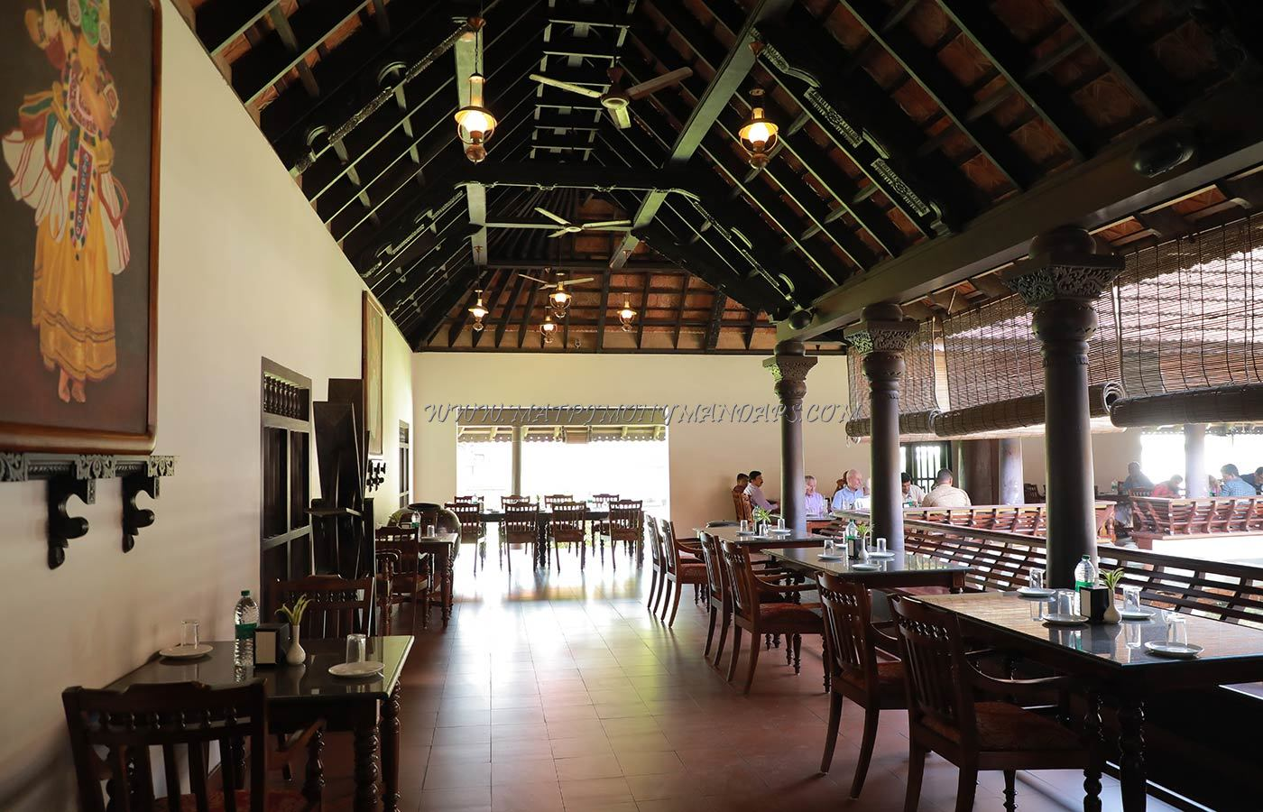Find the availability of the Travancore Pale - Nadakashala Hall (A/C) in Cherthala, Alappuzha and avail special offers
