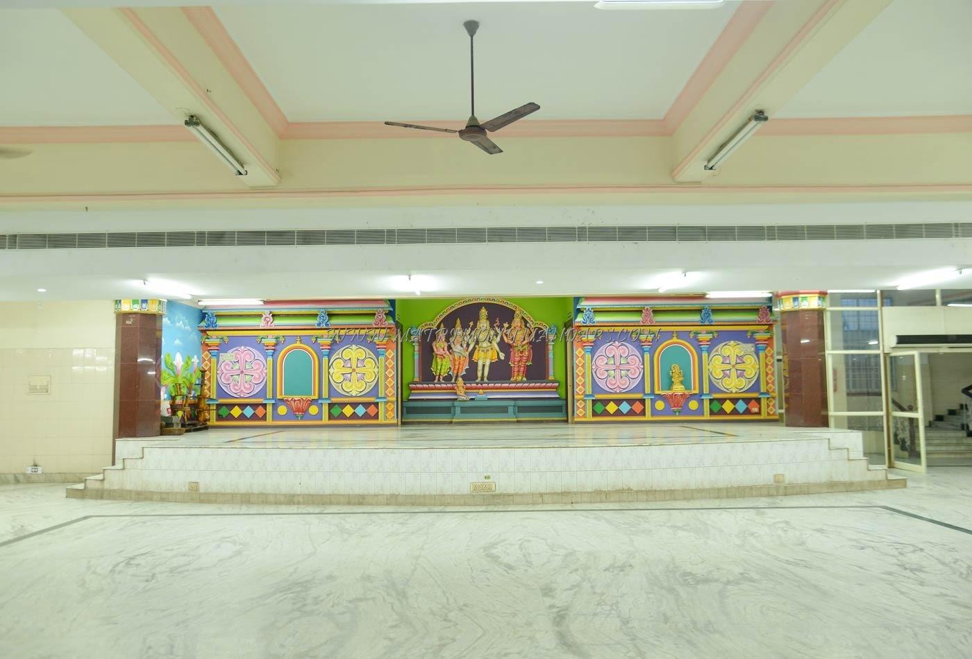 Varathambal Chokalingam Kalyana Mandapam AC - Hall