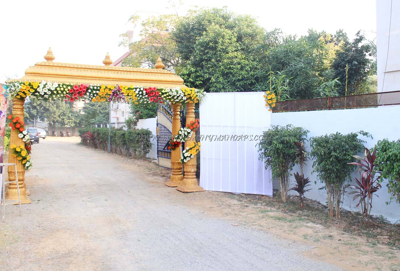 Find the availability of the Yerra Lalitha Garden Function Hall in Kapra, Hyderabad and avail special offers